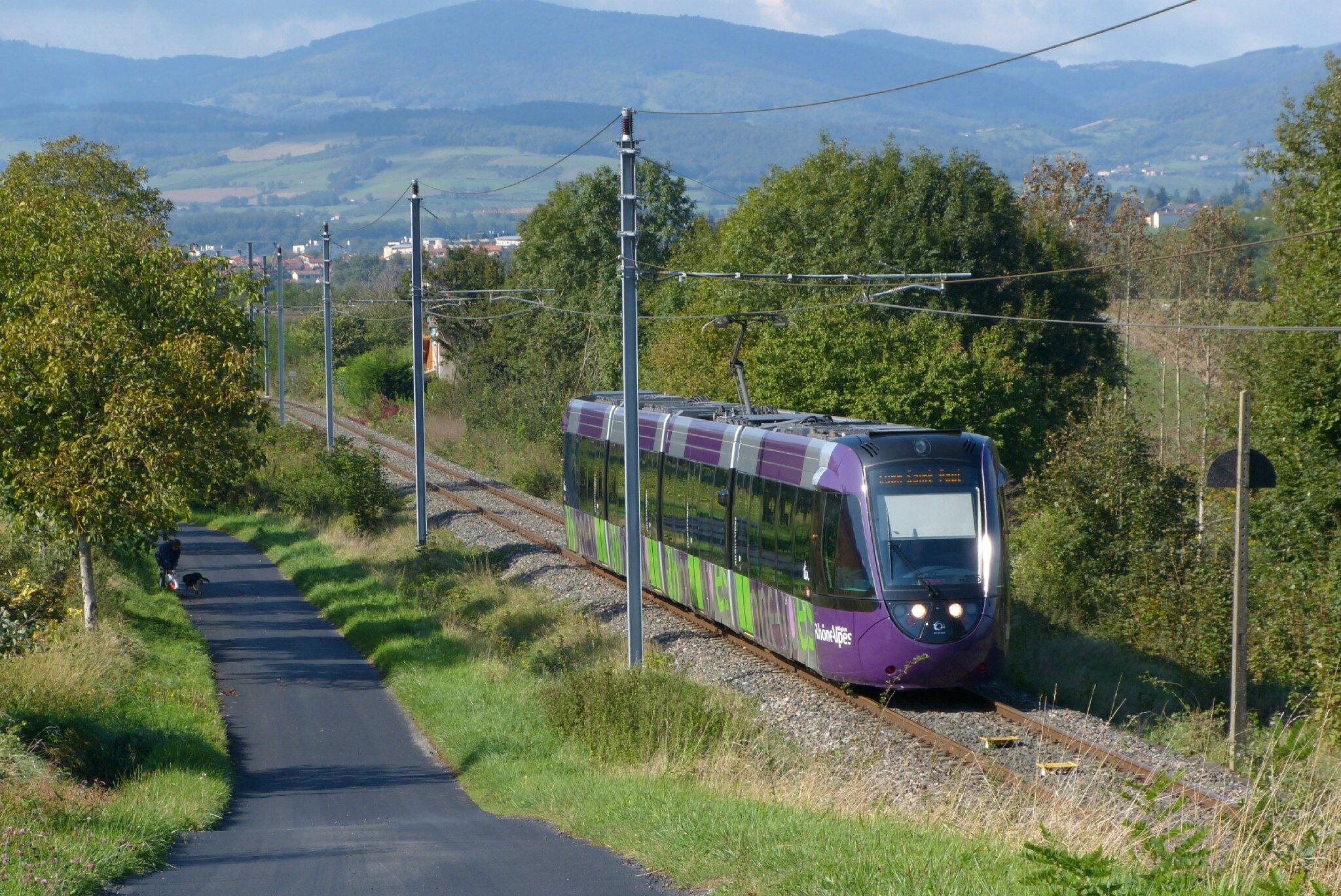 """Résultat de recherche d'images pour """"tram train lyon"""""""
