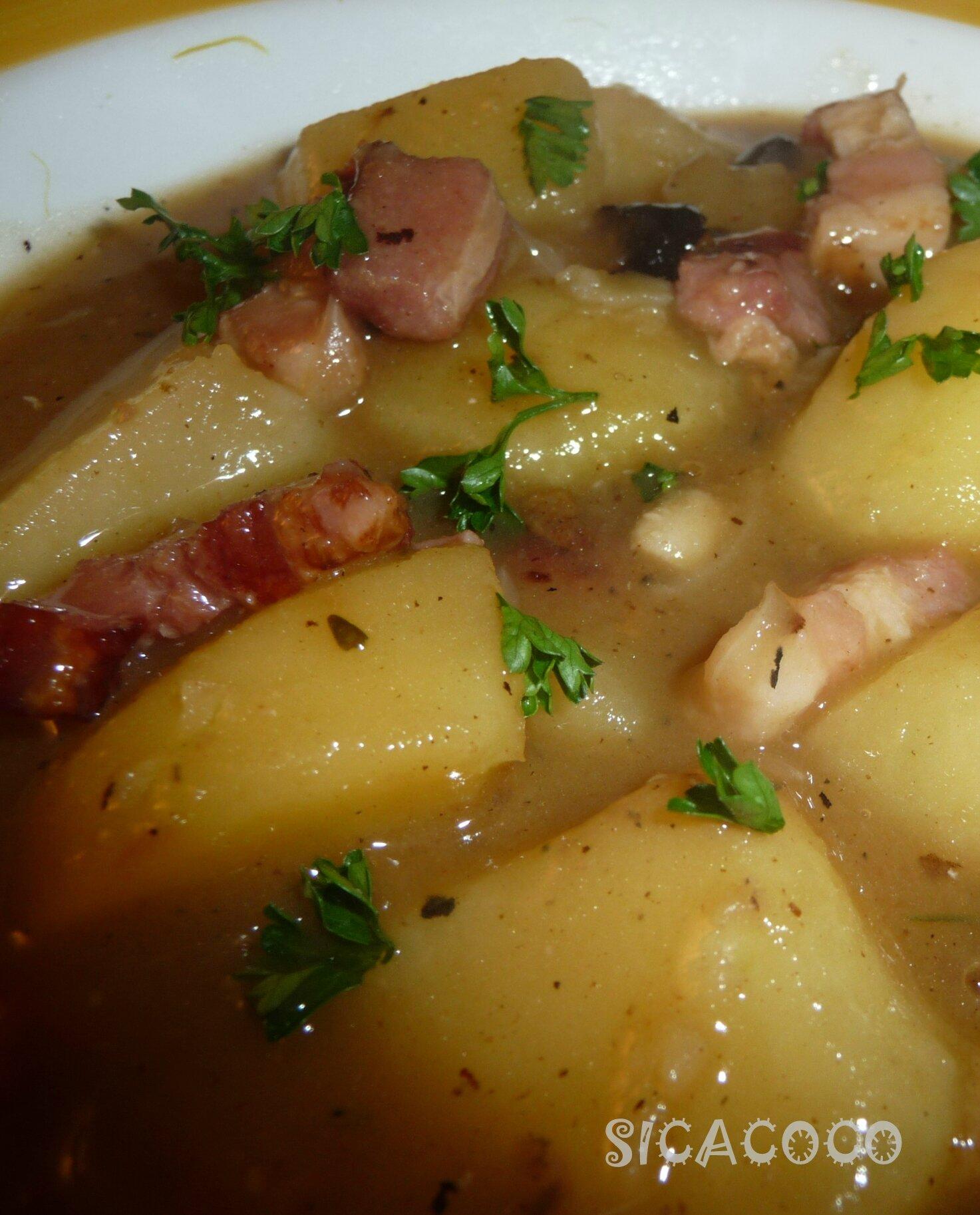 Ragout De Pommes De Terre : ragout, pommes, terre, RAGOÛT, POMMES, TERRE, CARNETS, DESICACOCO