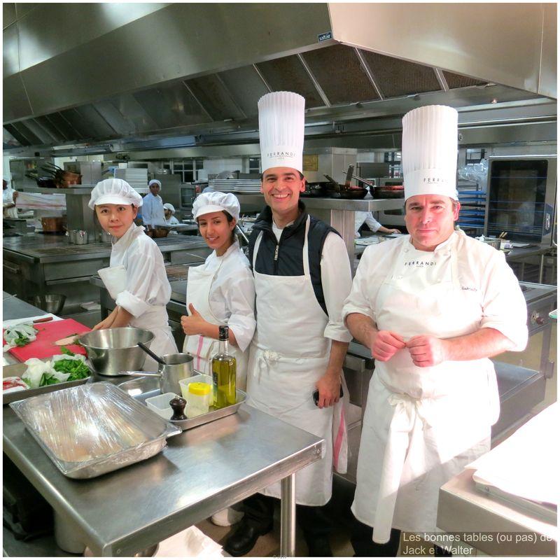 Le Premier Restaurant De LEcole Ferrandi Paris 6 La