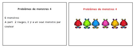pbl monstres bis