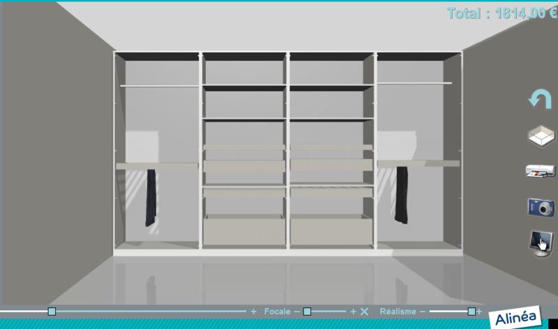Concevoir Son Dressing Outils Et Logiciels Stinside Architecture D Interieur
