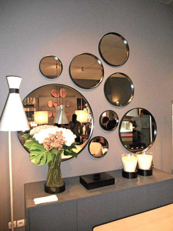 Compositions de miroirs  jaime  Home and Office Design