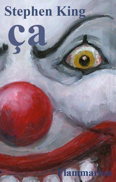 Couverture de Ca de Stephen King  Photo de Illustrations  Miye