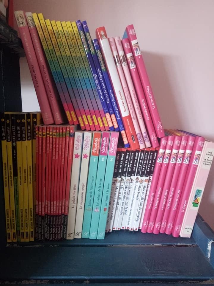 Livre Pour Fille 11 Ans : livre, fille, Livres, Filles, êtes, Panne, D'idées, Shopping-Addict, Rescousse