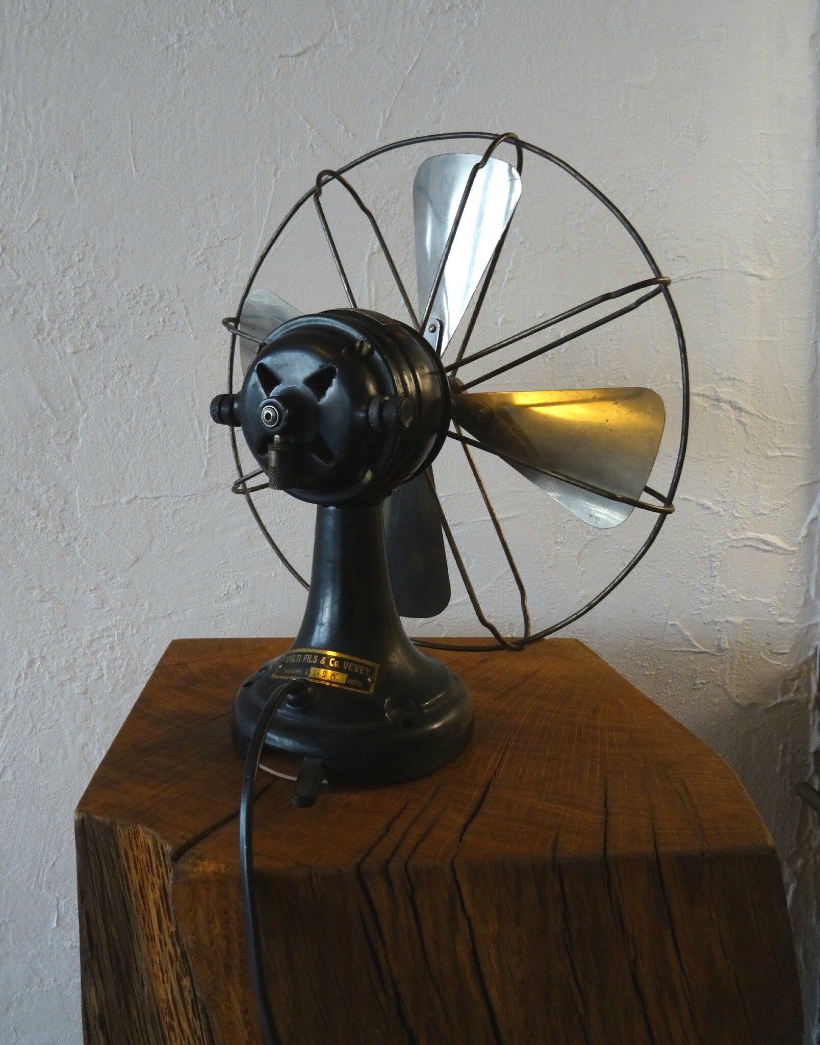 Ventilateur Retro  My Art mes crations and dlires