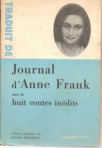 Les Derniers Jours D'anne Frank : derniers, jours, d'anne, frank, Journal, D'Anne, Frank, Propos, Livres...
