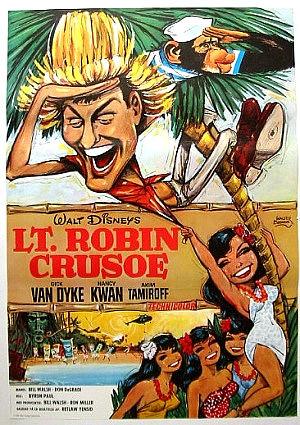 Qui A écrit Robinson Crusoé : écrit, robinson, crusoé, Lieutenant, Robinson, Crusoé, Quand, Films, Disney, S'affichent...