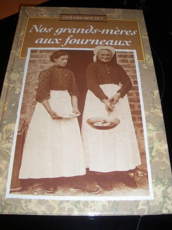 Recette Ancienne De Nos Grands Mères : recette, ancienne, grands, mères, Livre, Cuisine, Ancienne, Chantal76