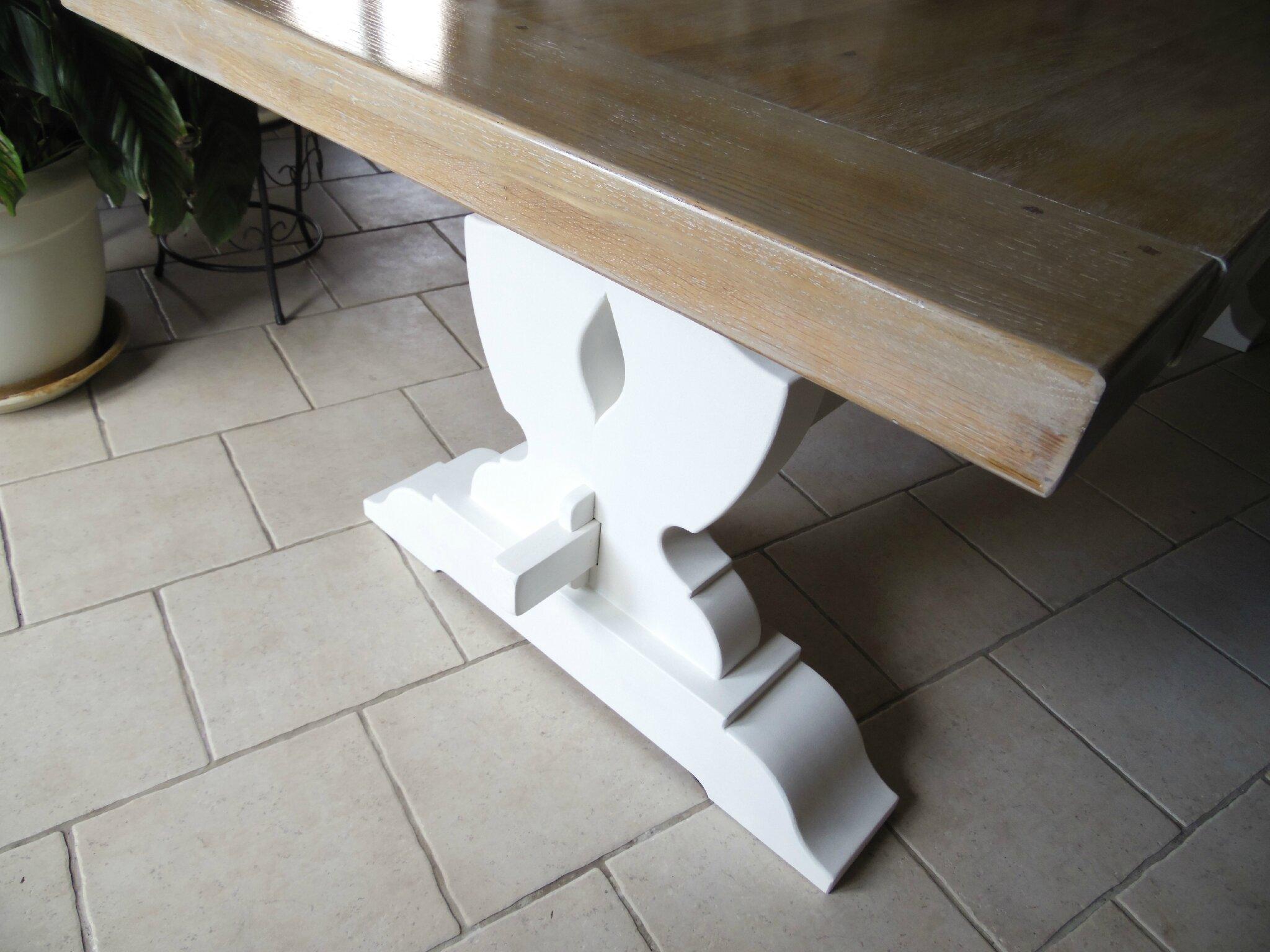 Ancienne Table De Ferme La Dco De Gg