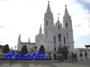 Velankanni Church  Lourdes of the East  Hobbies