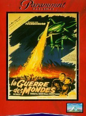 La Guerre Des Mondes 1953 : guerre, mondes, Guerre, Mondes, TaroJiro