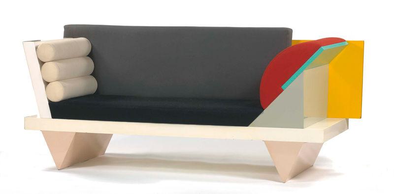 Sottsass Memphis  design italien 1980  Drouot  SleekDesign