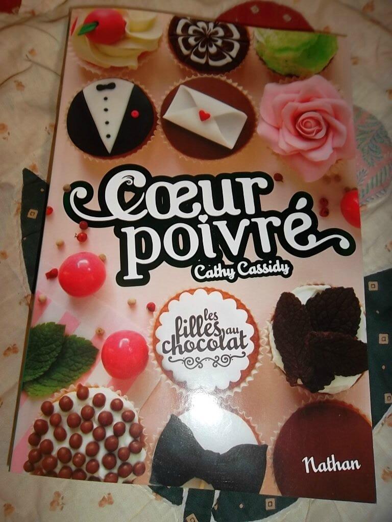 Les Filles Au Chocolat Coeur Poivre Amaya Et Les Livres
