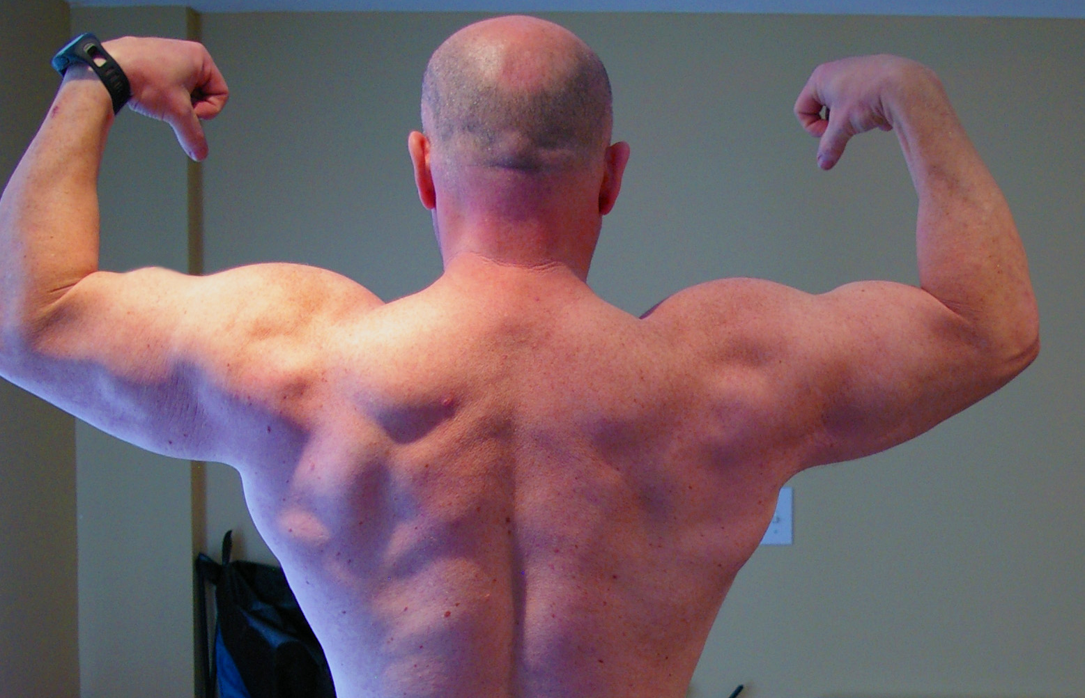 Something Beats Nothing Every Time P90x2 X2 Shoulders
