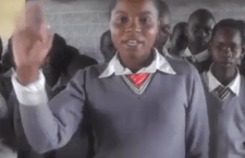Mwituria Students say Hello to Windermere