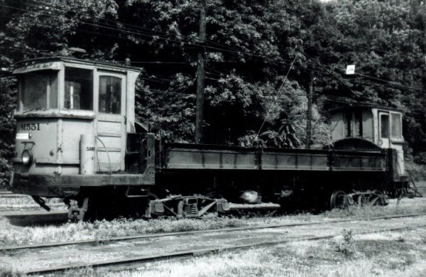 Photo taken in the mid-1960s, before being rebuilt by PAT.