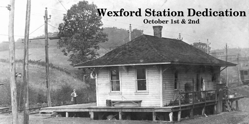 Wexford Trolley Station