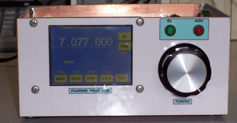 Antenna Analyzer Si5351