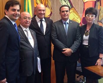 Reunião aconteceu em Brasília-DF