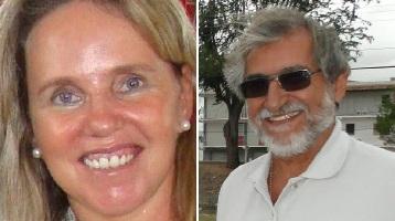 Ana Clara e Wilson Pereira são o único nomes confirmados para compor a equipe do novo prefeito de Paulo Afonso (crédito: divulgação)