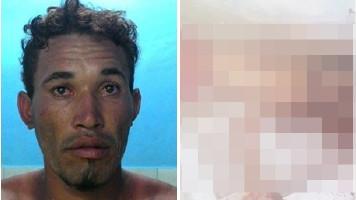 Vítima era temida pela sociedade, ele foi identificado como Adriano Silvestre da Silva, vulgo 'Galego imita cachorro'. (Crédito: Ítallo Timóteo – Radar 89 / Cortesia: PC-AL)