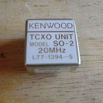 Kenwood TCXO-SO2