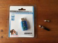 Cheap USB sound stick