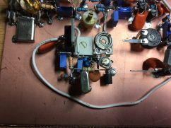 Experiment with voltage regulator on WSPR-RX 2