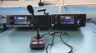 Icom R8600 & IC-7300