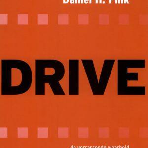 afbeelding boek, Drive van Daniel H. Pink