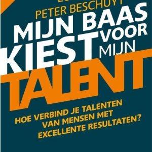 afbeelding boek, mijn baas kiest voor mijn talent
