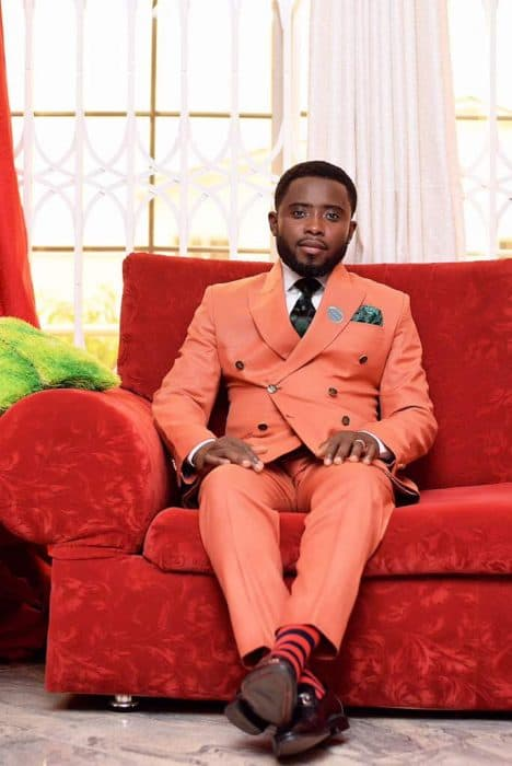 Happy Birthday Prophet Bernard ElBernard Nelson Eshun  Paa Kwesi Forson