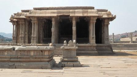 Purandaradasa mandapa of Vijaya Vitthala Mandira, Hampi
