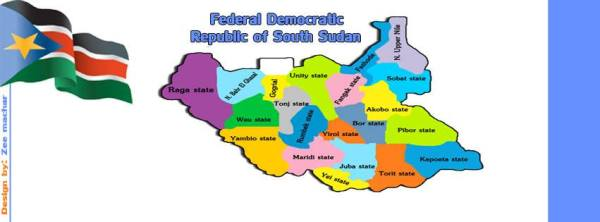 There is no need for Federalism in South Sudan PaanLuel