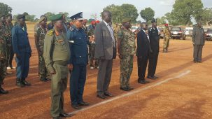 Paul Malong Awan, Aweil