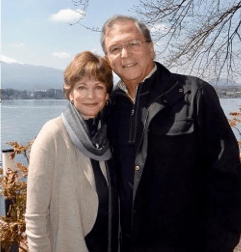 Rich and Chita Abbott