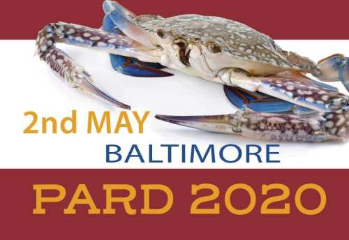 PARD 2020 is May 2