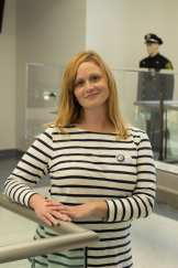 Erin Berecz, Recovery Coach at Lynn Police Department