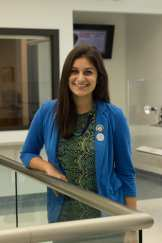 Jackie Tayabji, Recovery Coach at Burlington Police Department