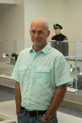 Shawn Salisbury, Recovery Coach at East Bridgewater Police Department