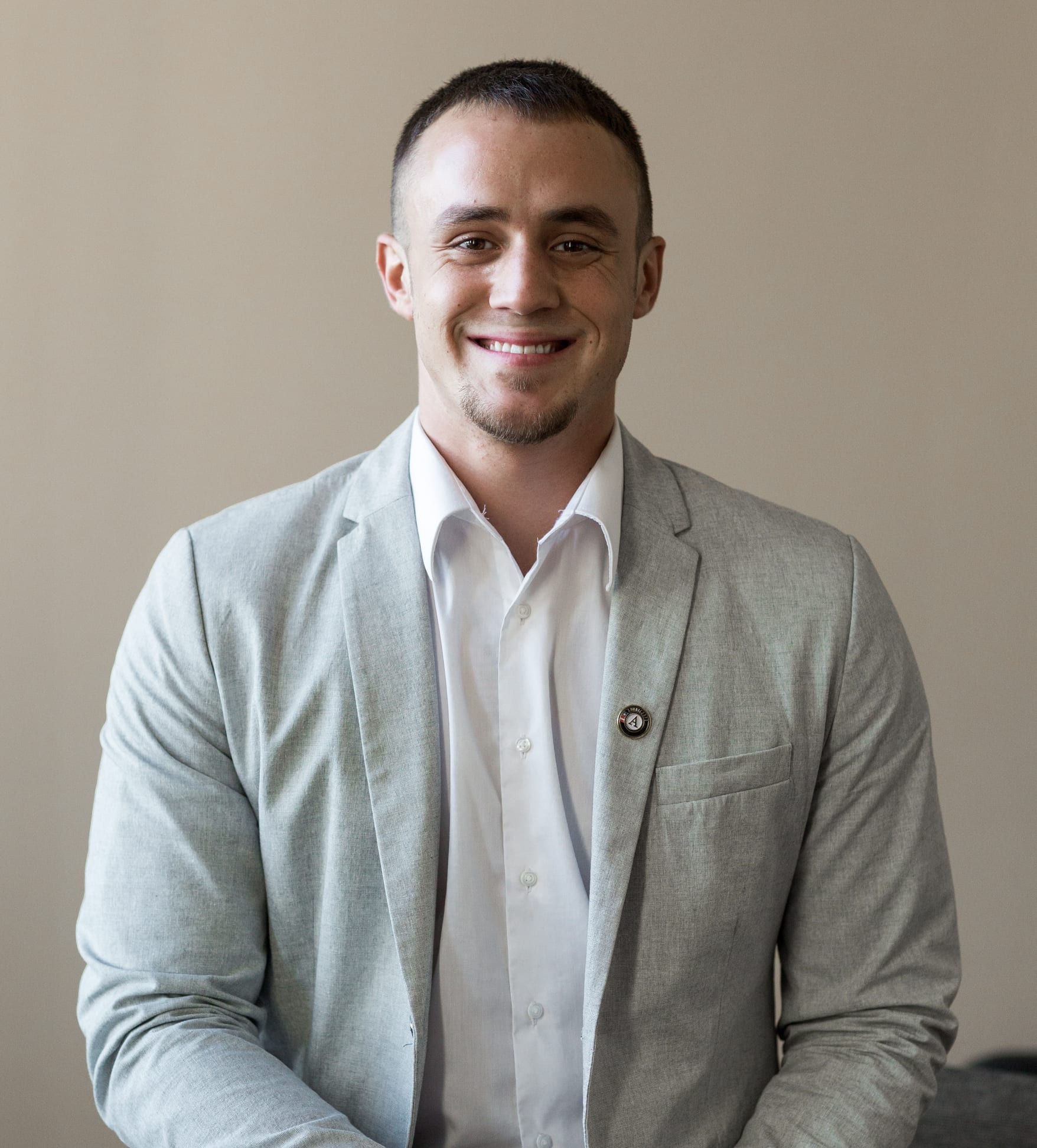 Cody Desmond, Recovery Coach at Lynn Police Department