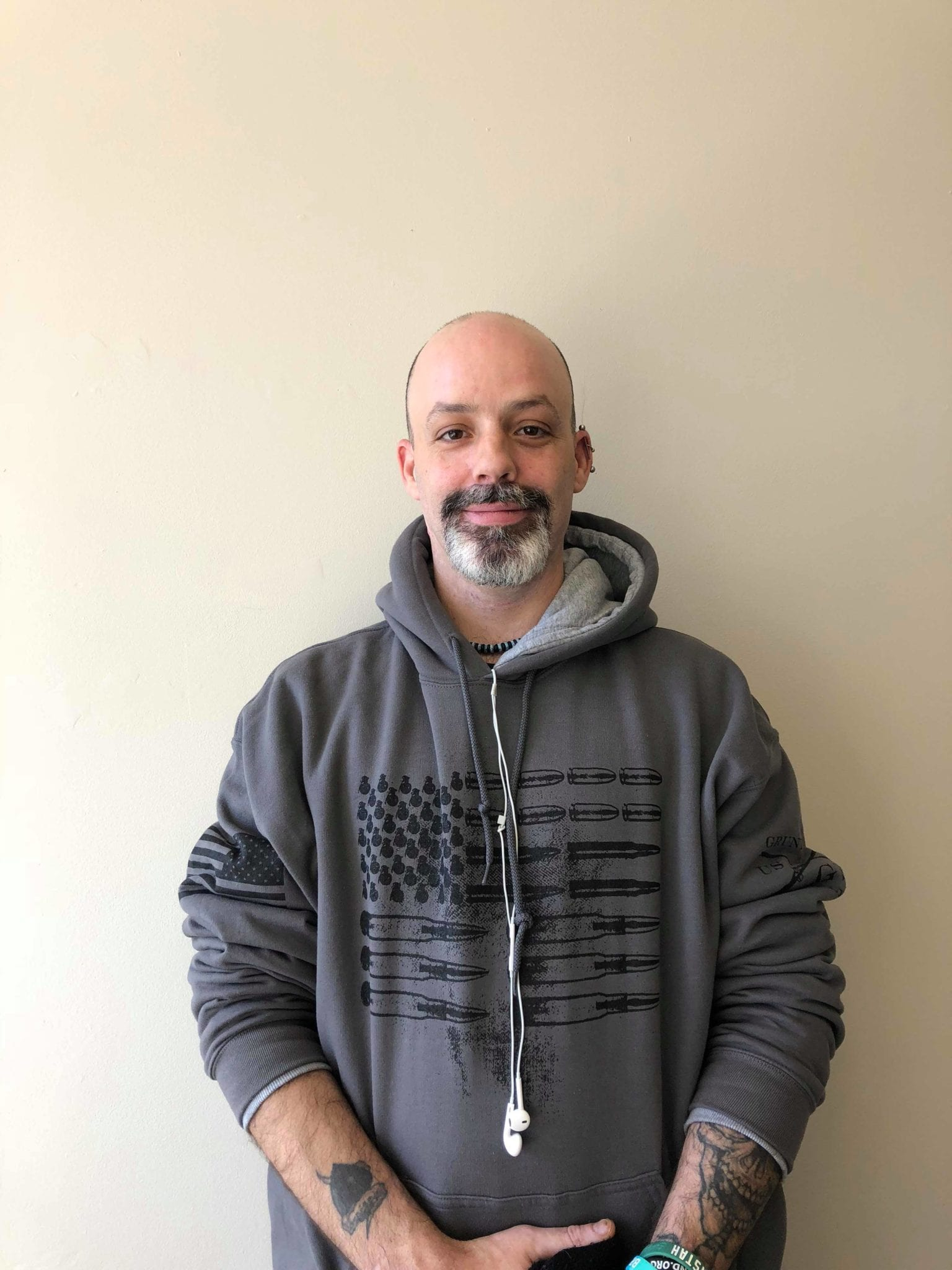 Steve Jutras, Recovery Coach at Boston Police Department