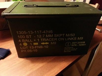 Ammunitionskasser kan købes på nettet til mellem 50 og 200 DKK.