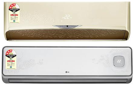LG latest Split AC range