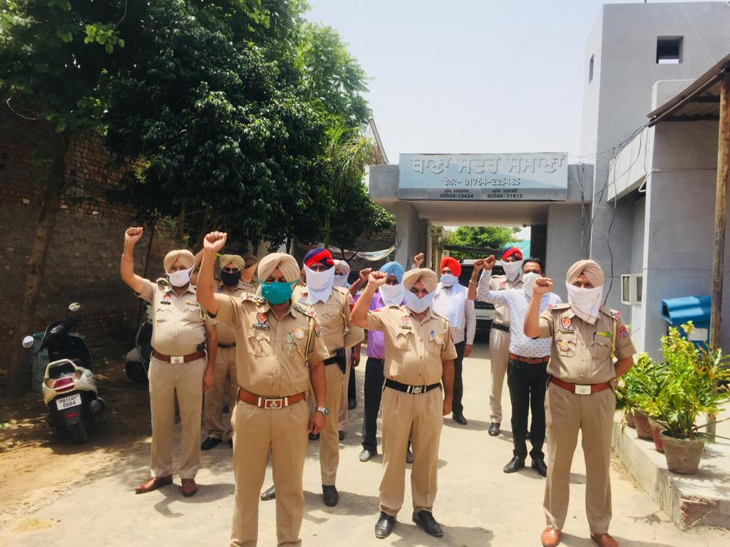 War against Covid-19 'Mission Fateh': Patiala Police launches awareness campaign