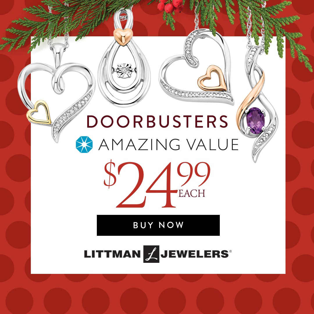 Littman Jewelers Black Friday Update