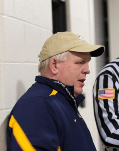 Coach Terry Totten (Central Catholic)