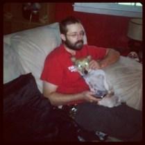 Dan and Spike