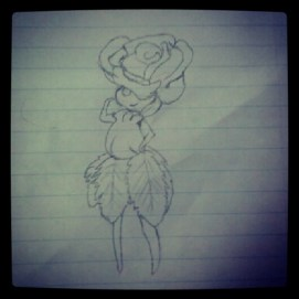 Flower Person