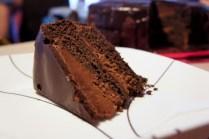 Chocolate Cubed Cake